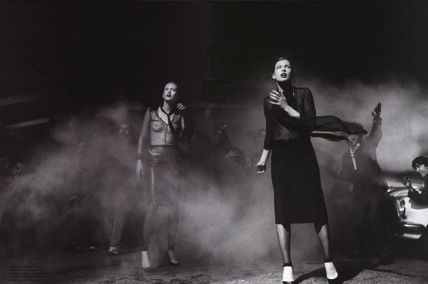 "#6. Italian ""Vogue"", L.A. Report, Oct 2000. Photographer: Peter Lindbergh"