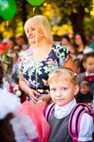 Фотосъемка 1 сентября — «День знаний» в 31 школе г. Новочеркасска