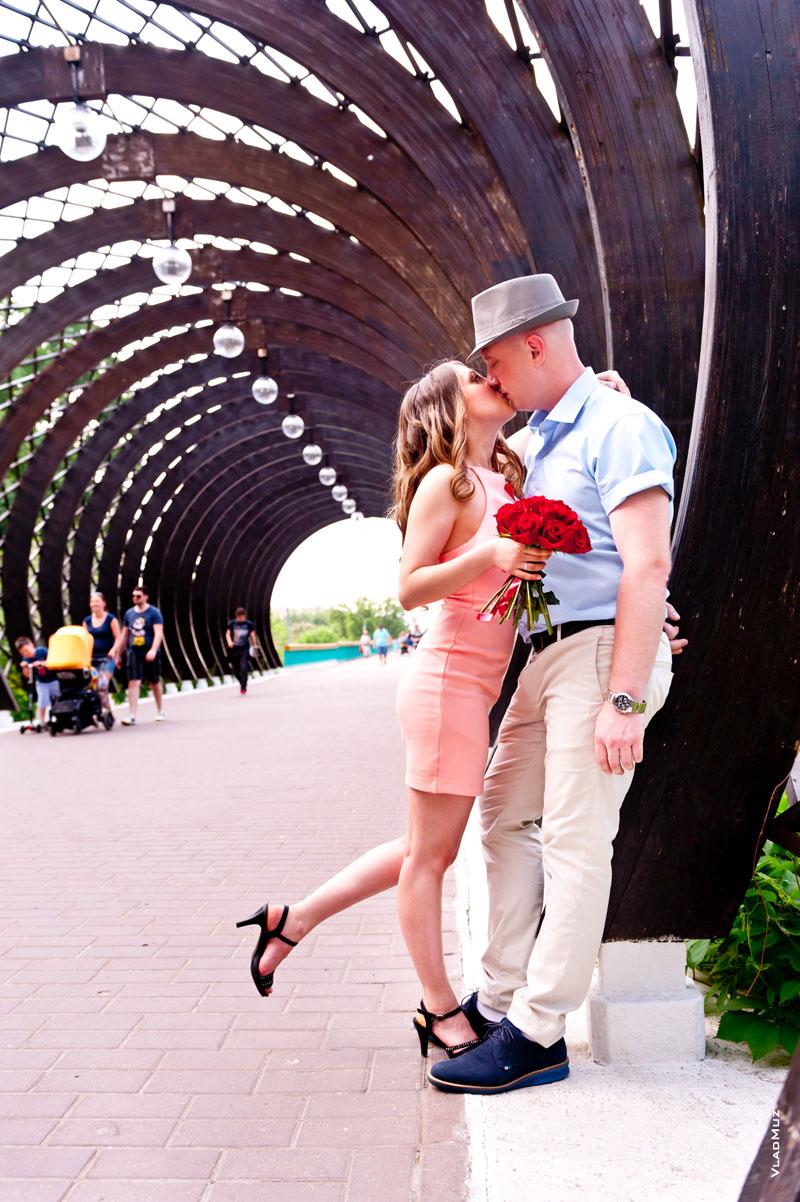Фотосессии в парке горького москва