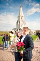 Романтическая фотосессия в Коломенском