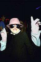 Фотографии в ночном клубе. Фотосерия «Ночные люди дискотек»