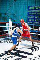 Фотографии соревнований по боксу в Новочеркасске
