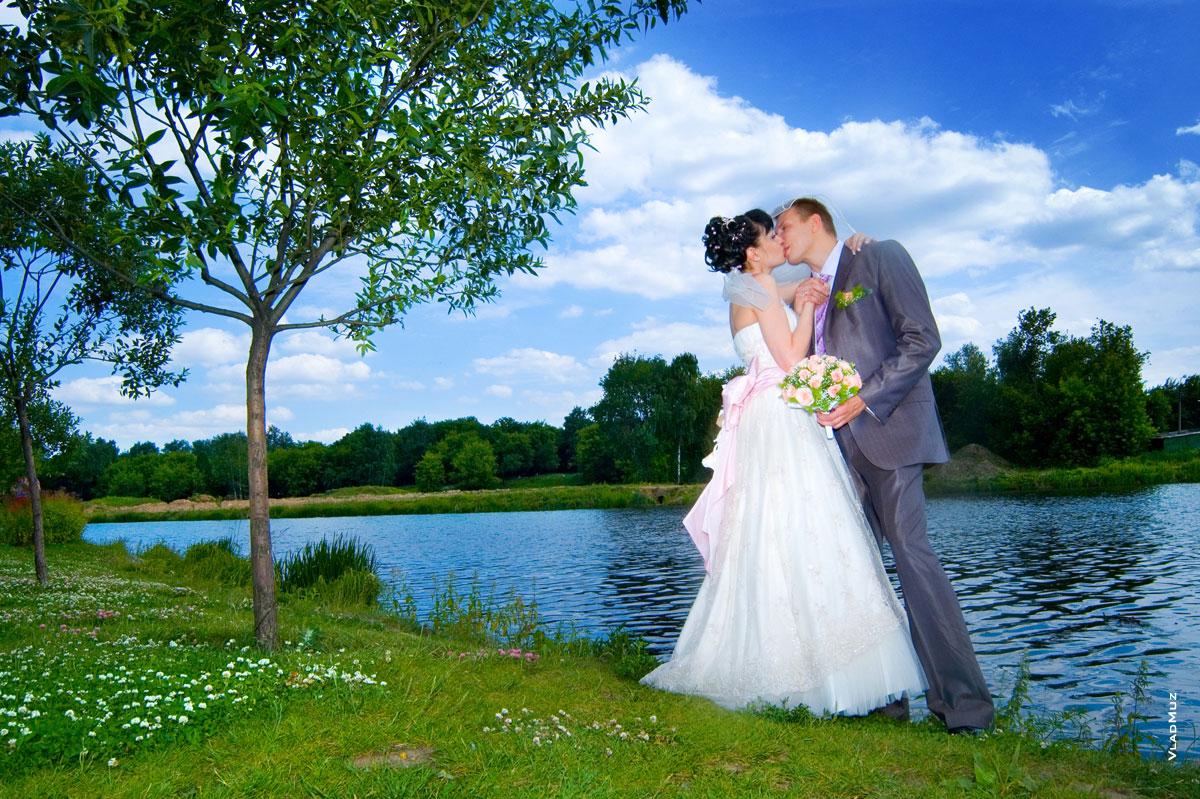 Свадьба фото красивые места в навлинском районе
