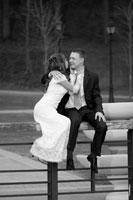 Свадебная фотосъемка в Москве в Царицыно