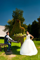 Свадебная фотосъемка в Королеве