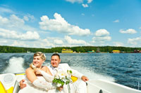 Свадьба в ресторане «Малибу», в Пирогово