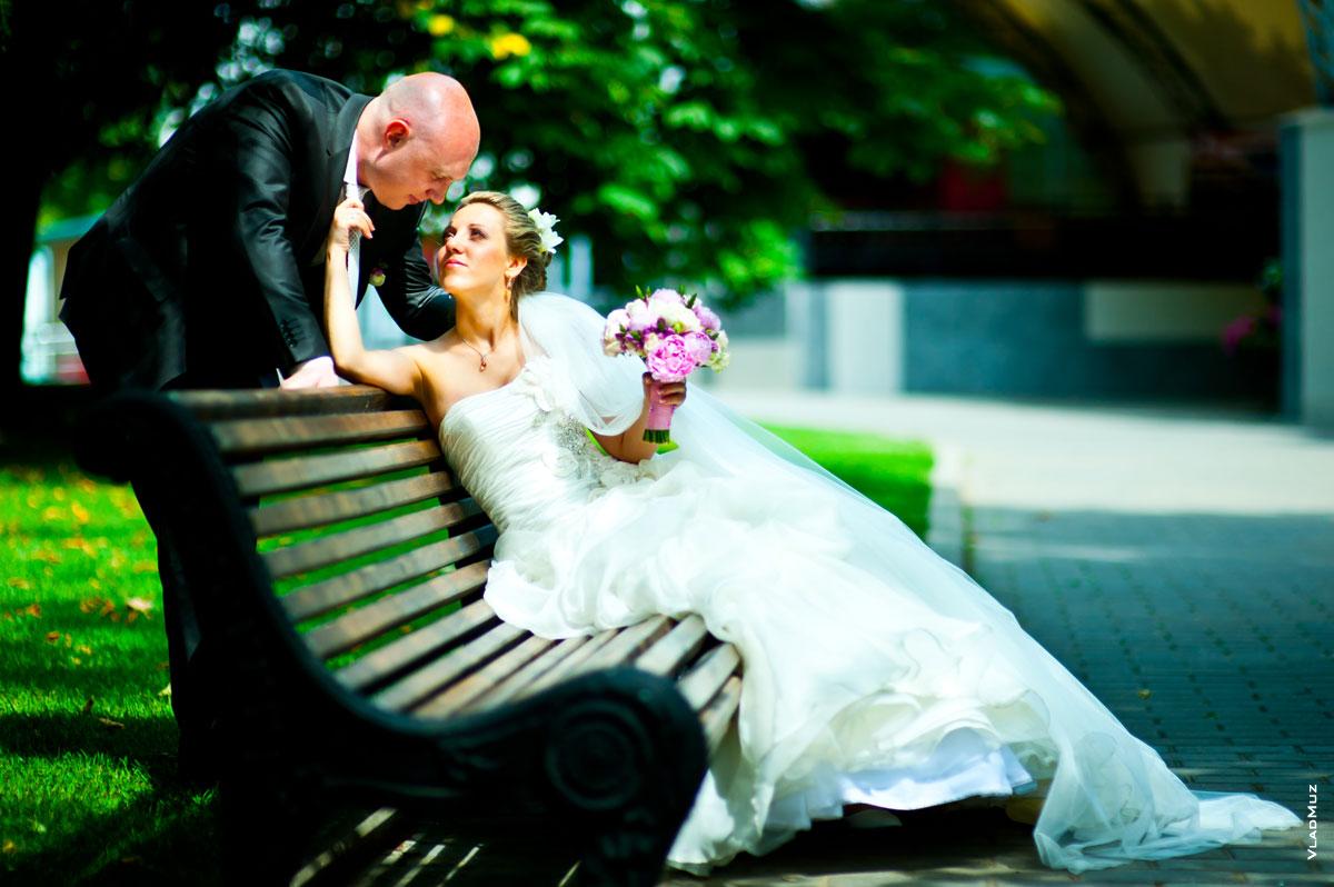 Картинки с женихом и невестой, сделаны своими руками