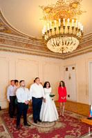 Свадьба в Новочеркасске, сентябрь 2018