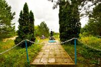 Заброшенная деревня Липа в Буда-Кошелёвском районе Гомельской области