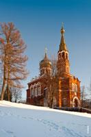 Фото Казанской церкви или Храма Казанской иконы Божией Матери в Ижевске