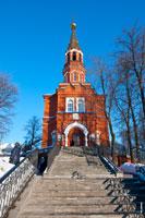 Фото Храма Казанской иконы Божией Матери в Ижевске
