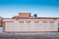 Старейшее здание города Ижевска, музей оружия «Ижмаш» с HD разрешением 3990 на 2655 пикселей