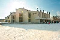 Фото театра оперы и балета Удмуртии в Ижевске с HD разрешением 4256 на 2832 пикселей