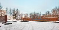 Ижевск, Сквер Победы, монумент боевой и трудовой славы с HD разрешением 4060 на 2070 пикселей