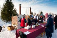 Фото печек-блинометов в «Лудорвае»
