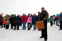 Бои и другие лихие народные забавы в «Лудорвае» проходили под барабан