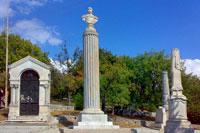Братское кладбище и Свято-Никольский храм в Севастополе