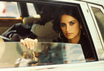 Фото #8. Photographer: Peter Lindbergh, America, Puff Daddy & Penelope Cruz, Jun 2005