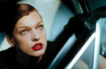 "Фото #2. Photographer: Peter Lindbergh, Italian ""Vogue"", L.A. Report, Oct 2000"