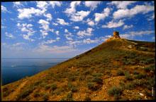 Крымские пейзажи Балаклавы