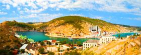Балаклава и Балаклавская бухта в Севастополе, фотографии