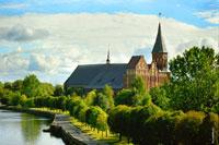 Кафедральный собор Кенигсберга в Калининграде