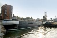 Фотографии подводной лодки Б-413 в Калининграде