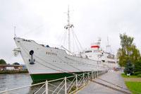 Фотографии музея Мирового океана в Калининграде, фото музейной набережной