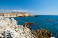 Бухта Казачья (пляжи «Голубой бухты») в Севастополе